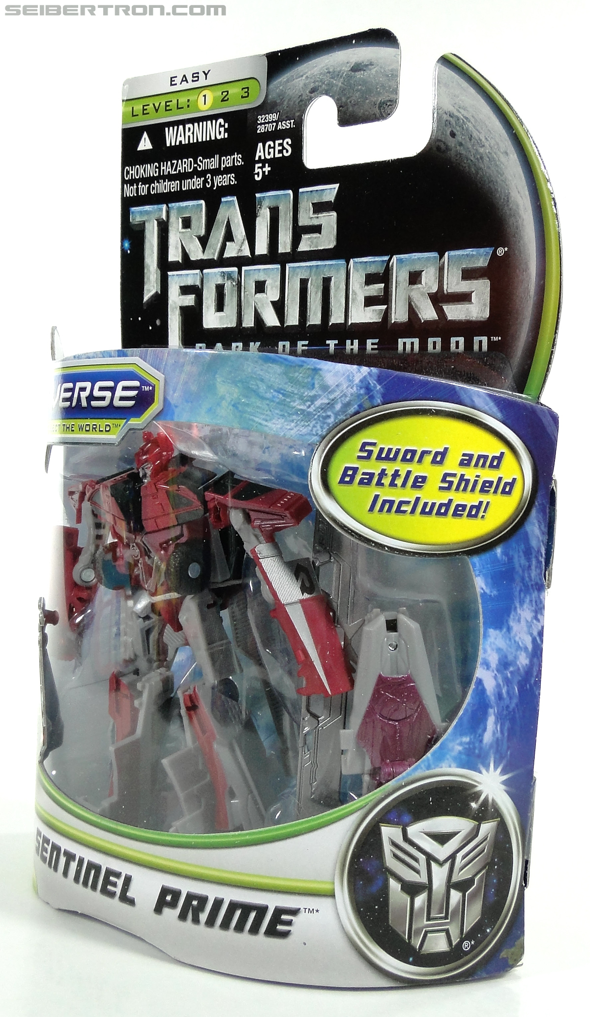 Transformers Dark of the Moon Dark Sentinel Prime (Image #10 of 93)