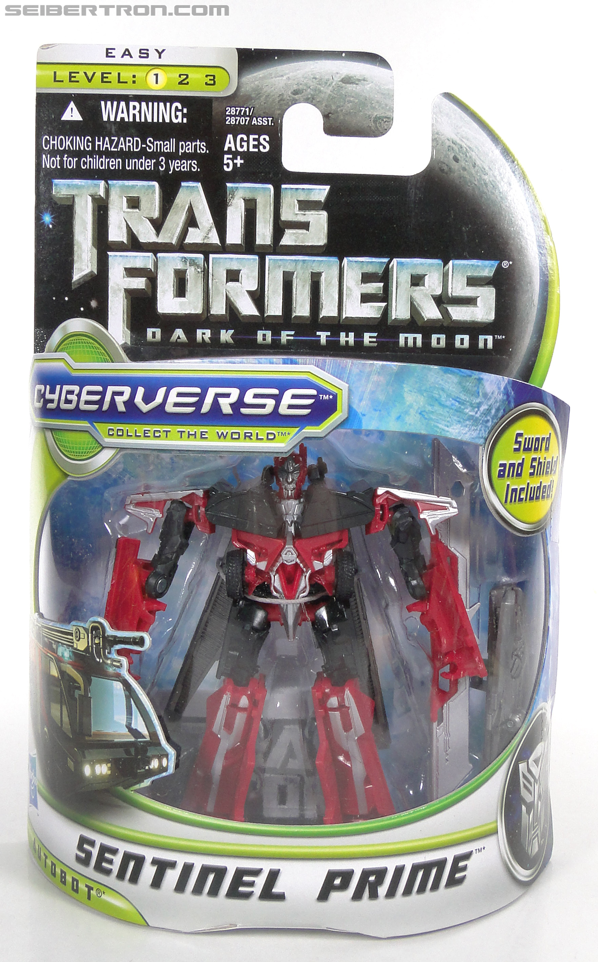 Transformers Dark of the Moon Sentinel Prime (Image #1 of 91)