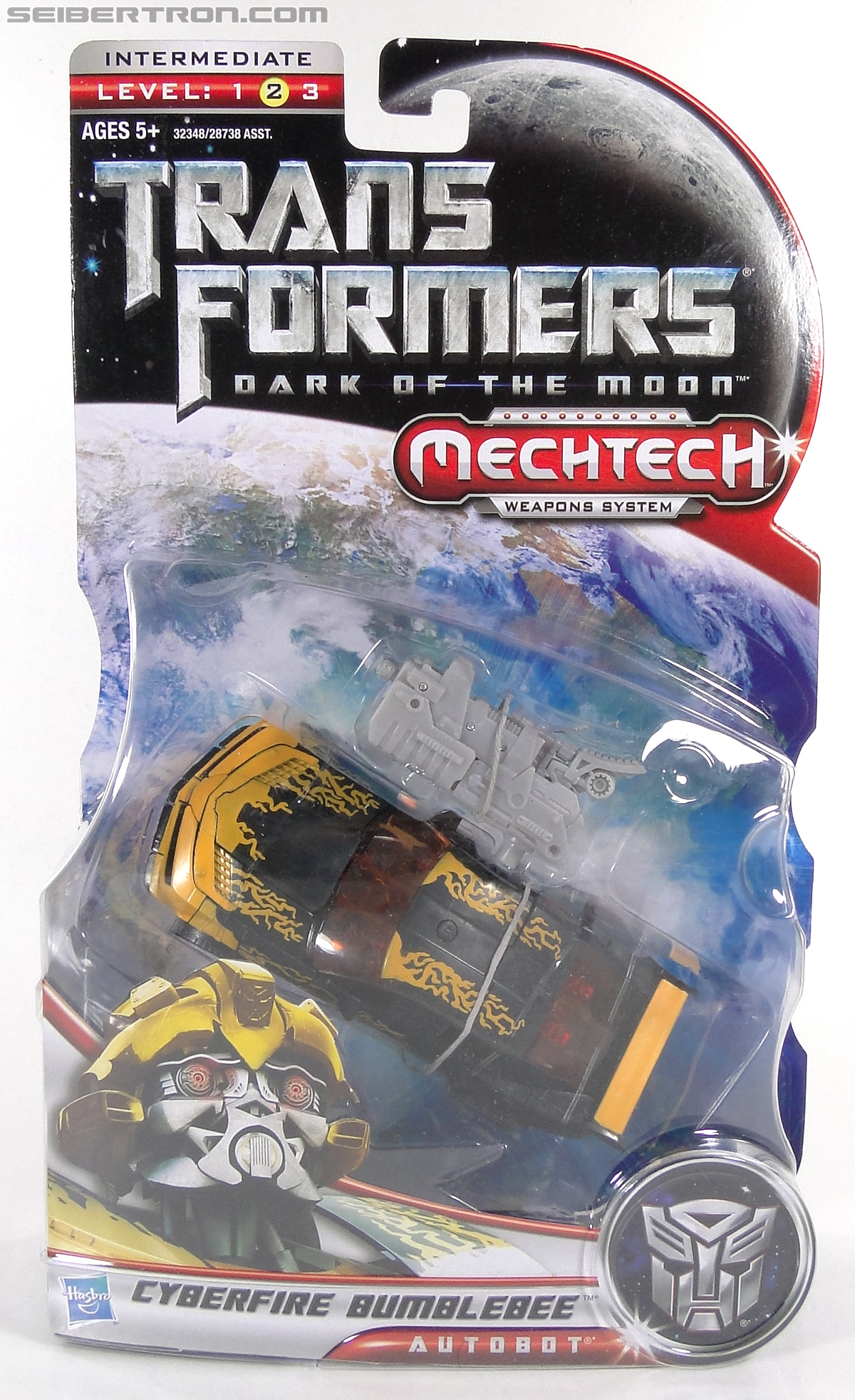 Transformers Dark of the Moon Cyberfire Bumblebee (Bumblebee) (Image #1 of 138)