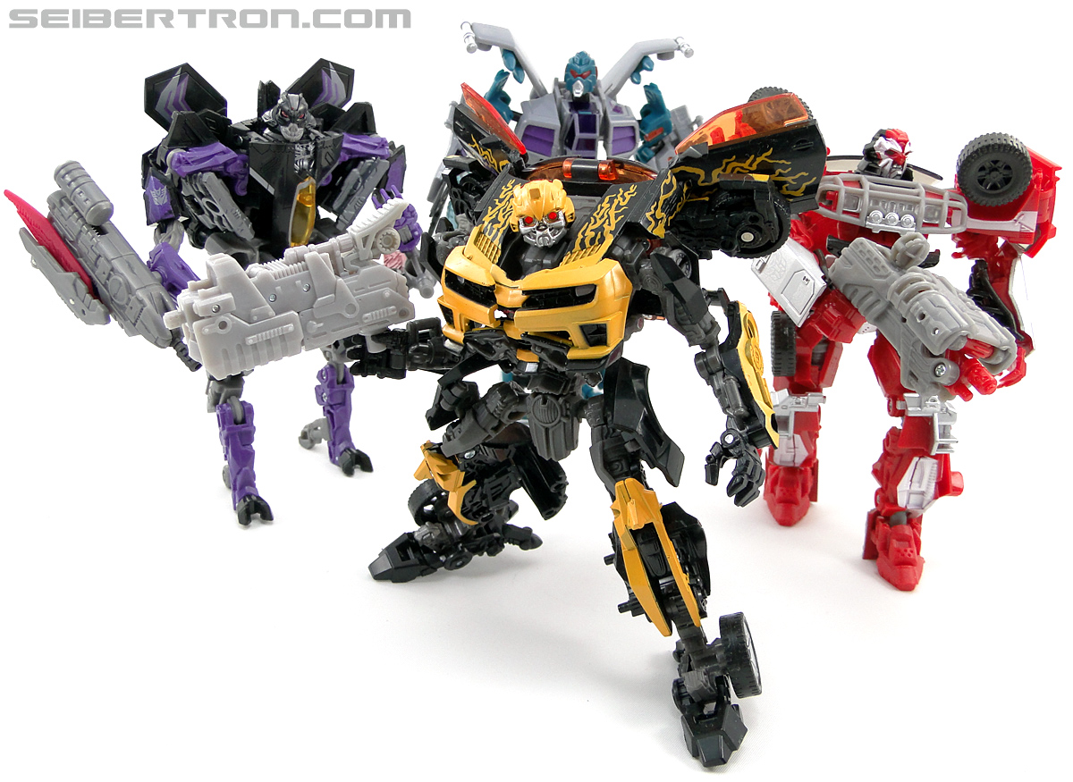Transformers Dark of the Moon Cyberfire Bumblebee (Bumblebee) (Image #137 of 138)