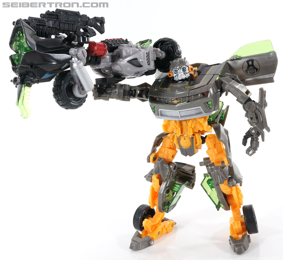 Transformers Dark of the Moon Backfire (Daredevil Squad) (Image #62 of 129)