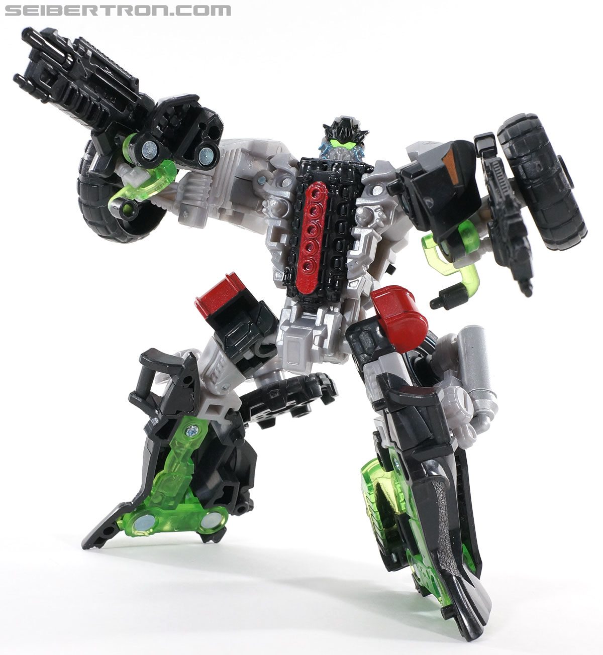 Transformers Dark of the Moon Backfire (Daredevil Squad) (Image #100 of 129)