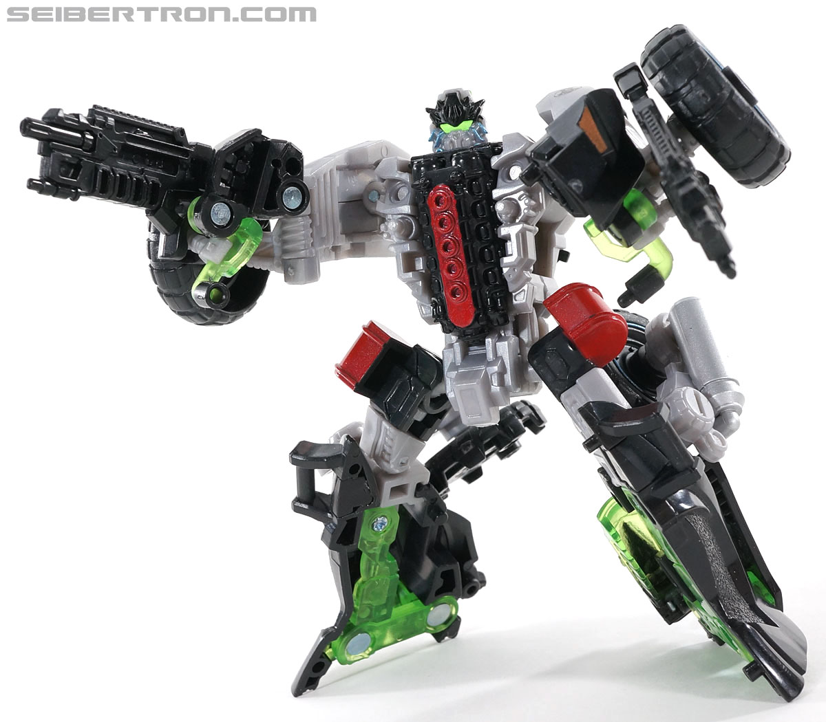 Transformers Dark of the Moon Backfire (Daredevil Squad) (Image #101 of 129)
