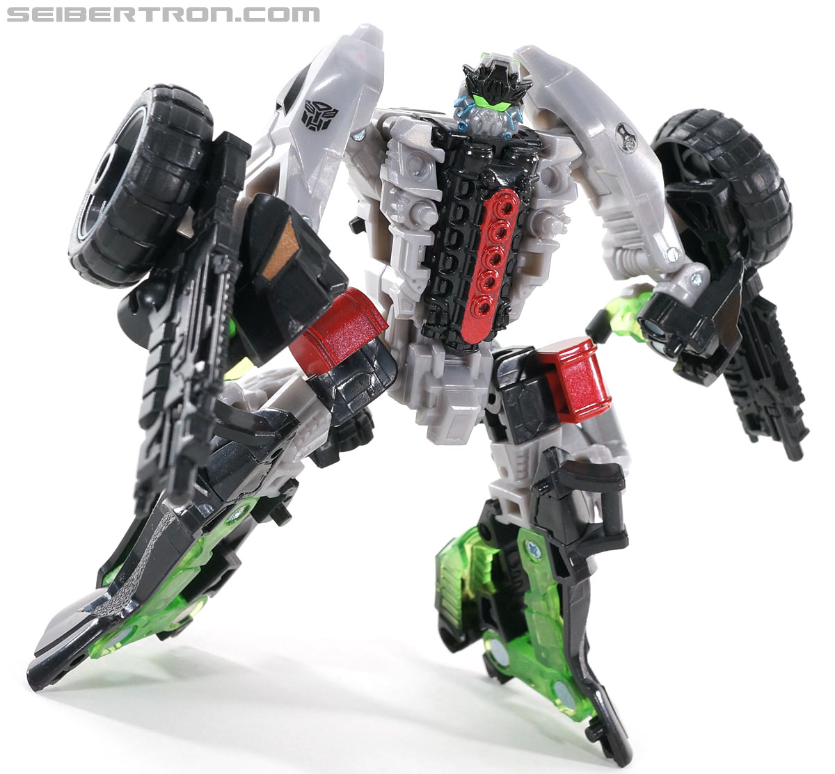 Transformers Dark of the Moon Backfire (Daredevil Squad) (Image #108 of 129)