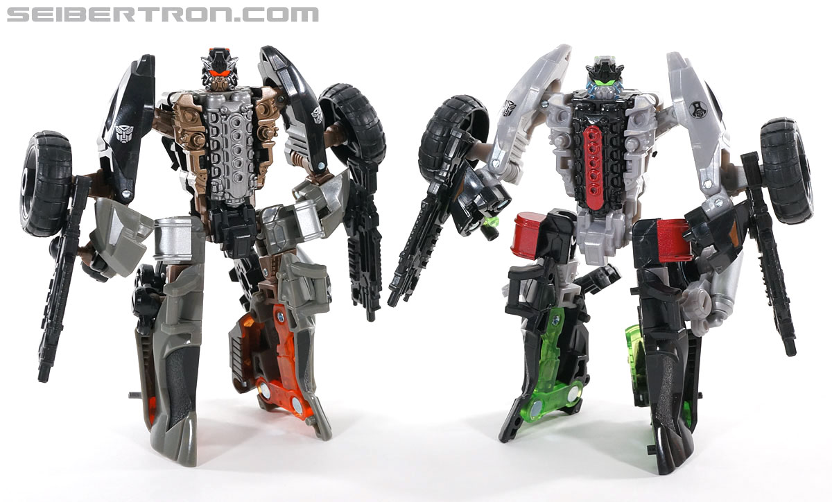 Transformers Dark of the Moon Backfire (Daredevil Squad) (Image #116 of 129)