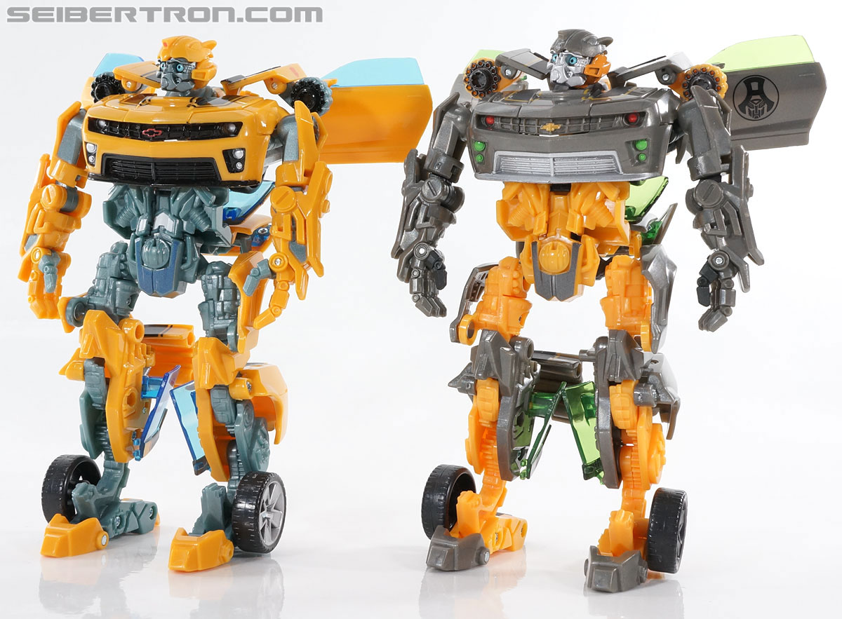 Transformers Dark of the Moon Bumblebee (Daredevil Squad) (Image #109 of 121)