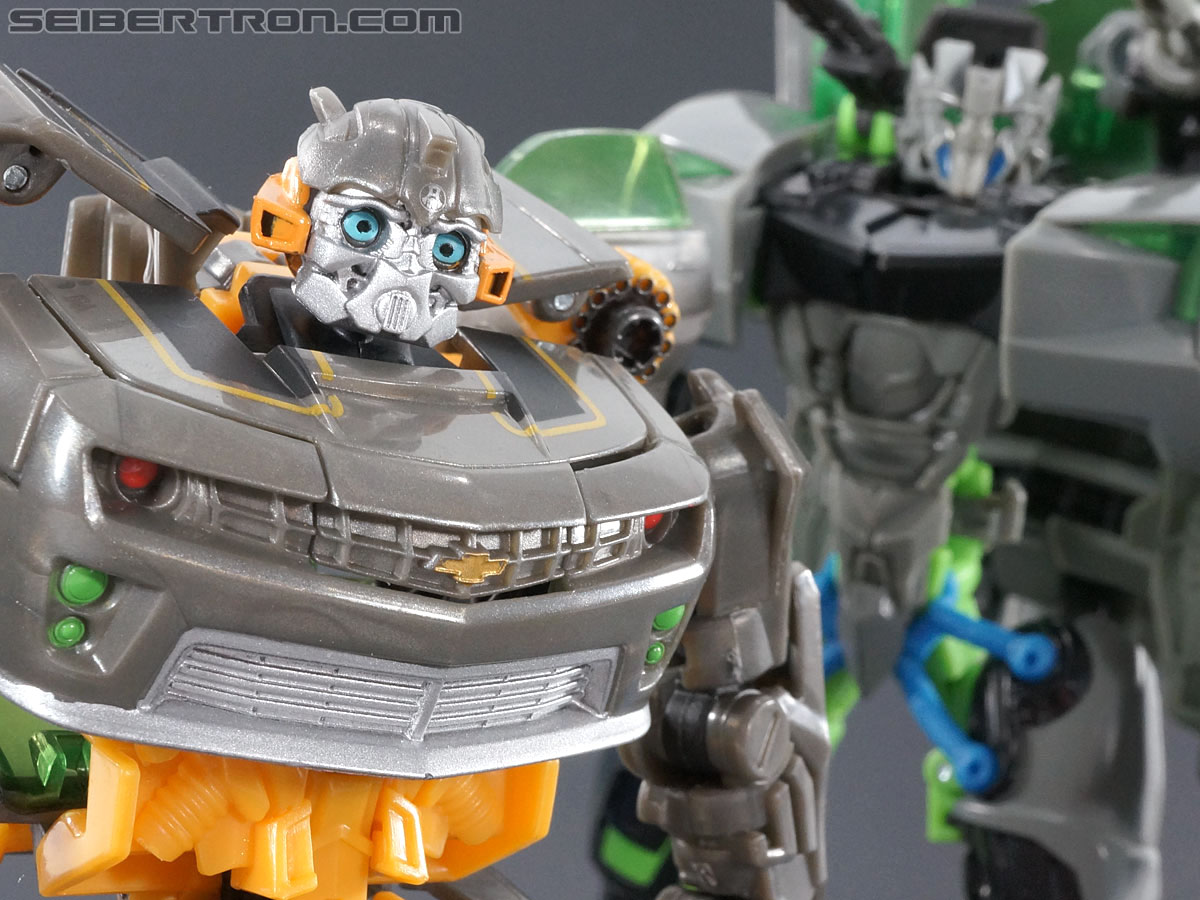 Transformers Dark of the Moon Bumblebee (Daredevil Squad) (Image #120 of 121)