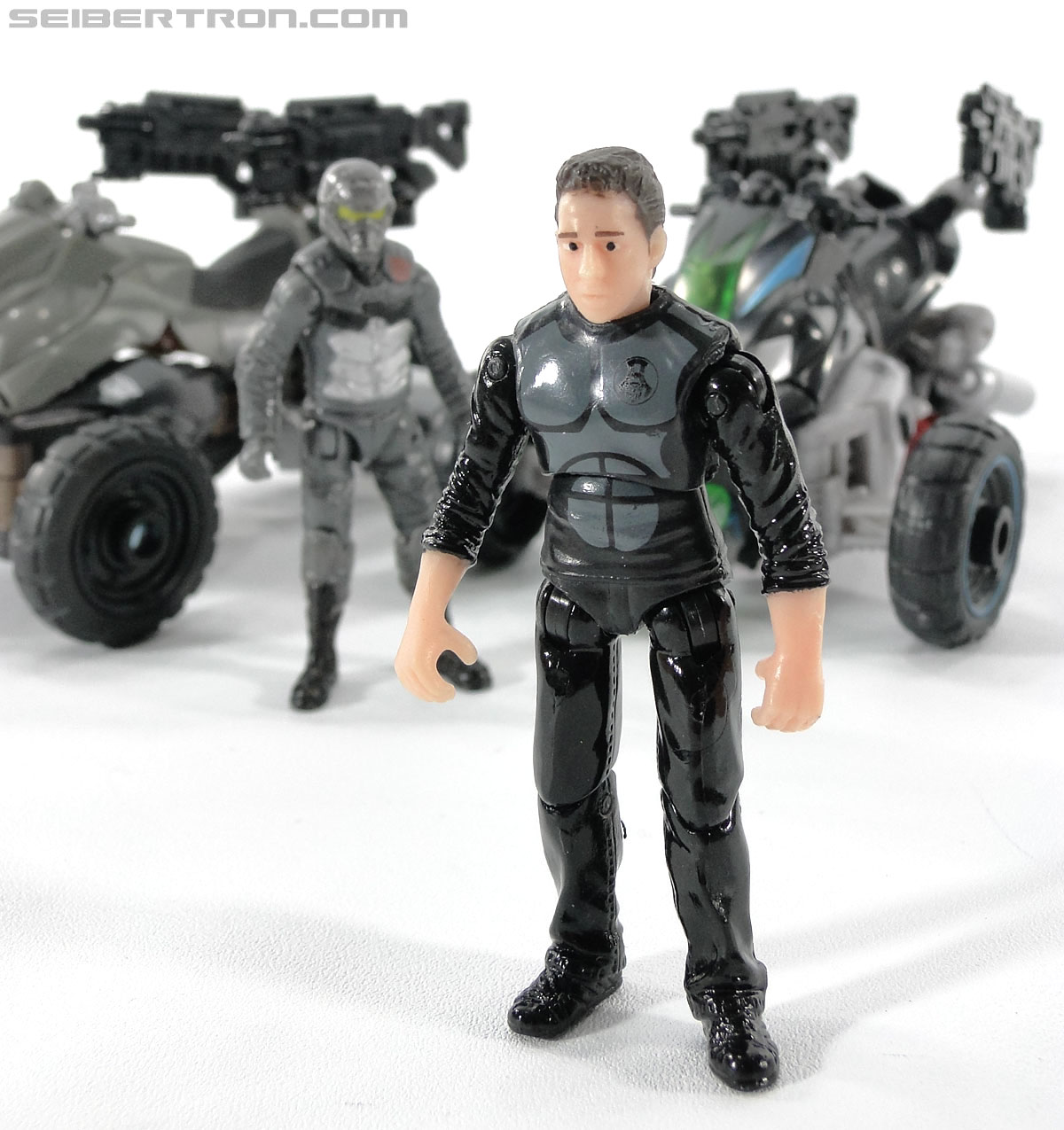 Transformers Dark of the Moon Sam Witwicky (Daredevil Squad) (Image #66 of 92)