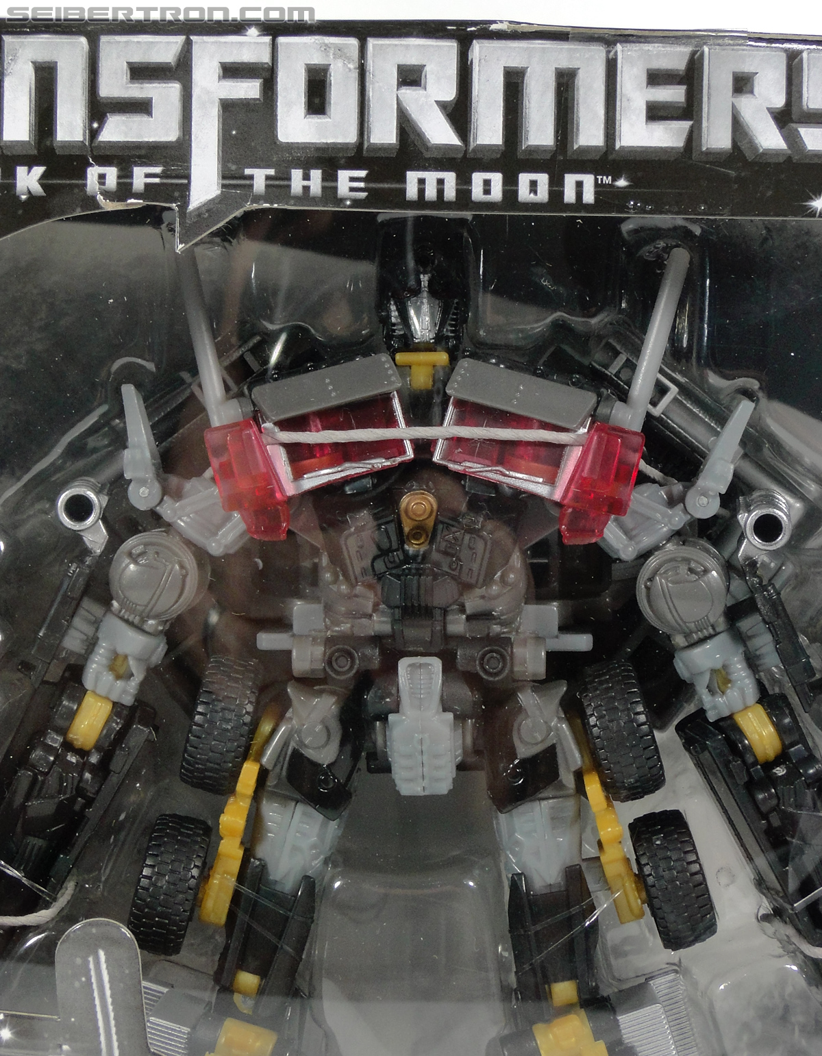 Transformers Dark of the Moon Darkside Optimus Prime (Image #2 of 149)