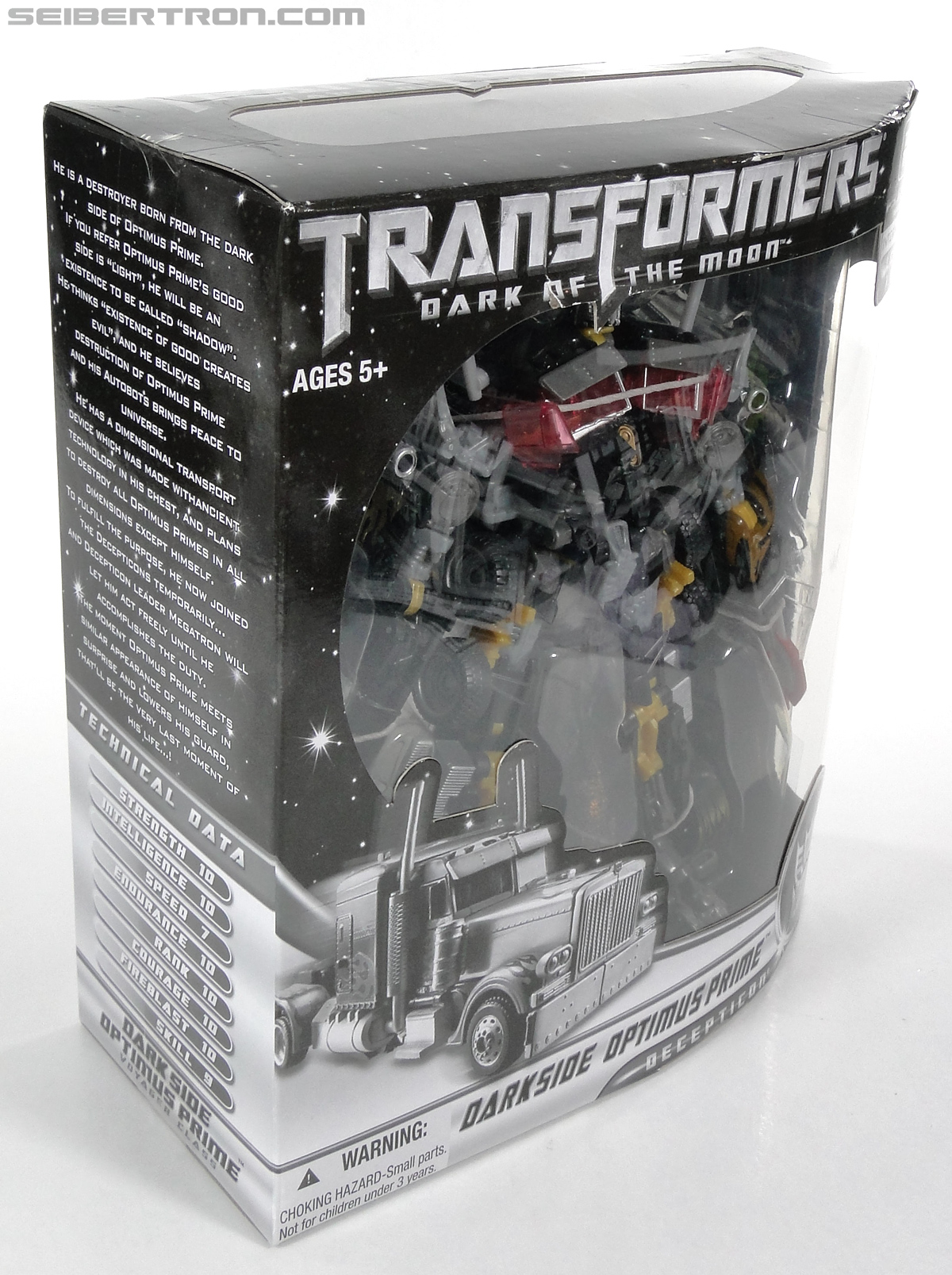 Transformers Dark of the Moon Darkside Optimus Prime (Image #4 of 149)