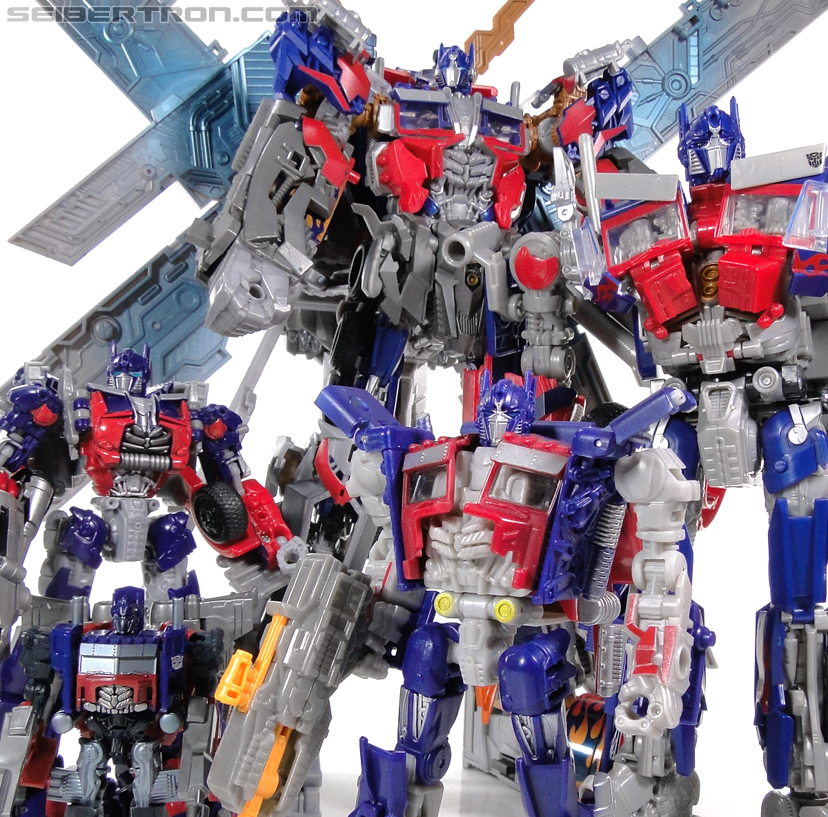 Transformers Dark of the Moon Optimus Prime (Image #145 of 145)
