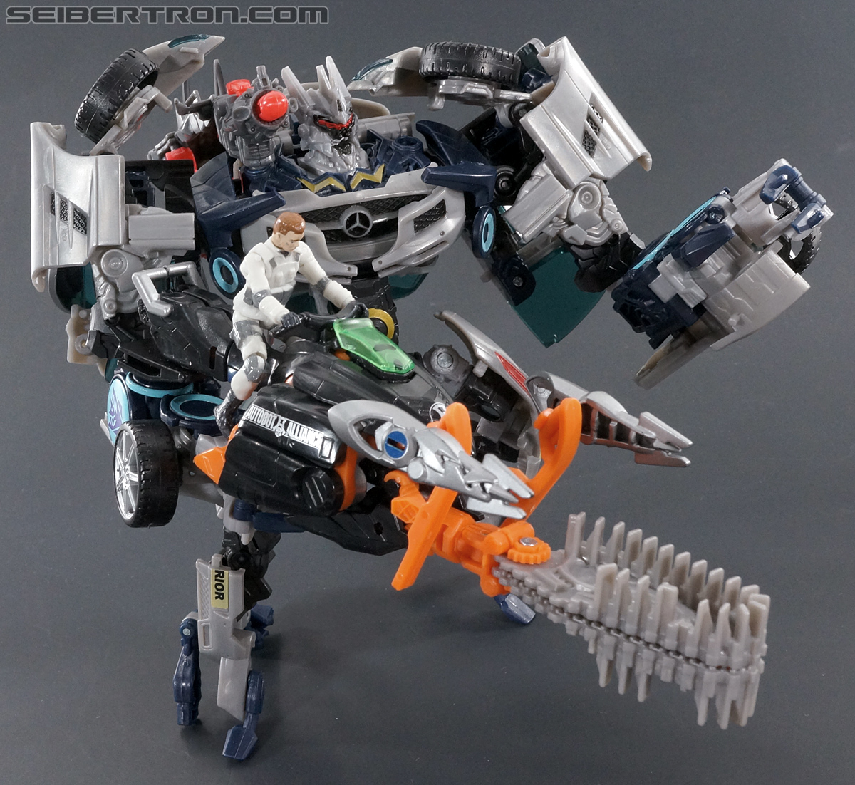 Transformers Dark of the Moon Icepick (Flash Freeze Assault) (Image #60 of 123)