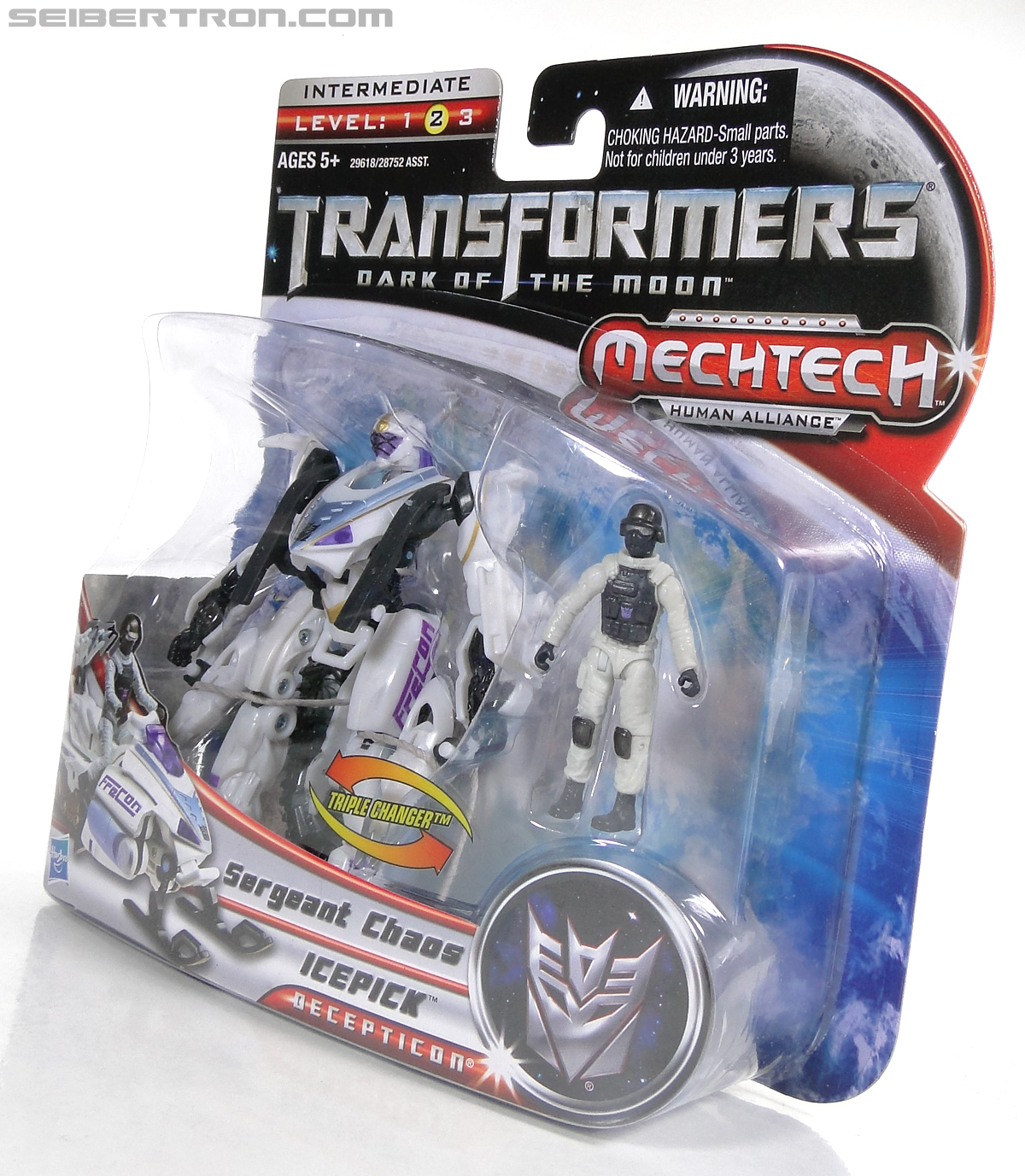 Transformers Dark of the Moon Icepick (Image #9 of 132)