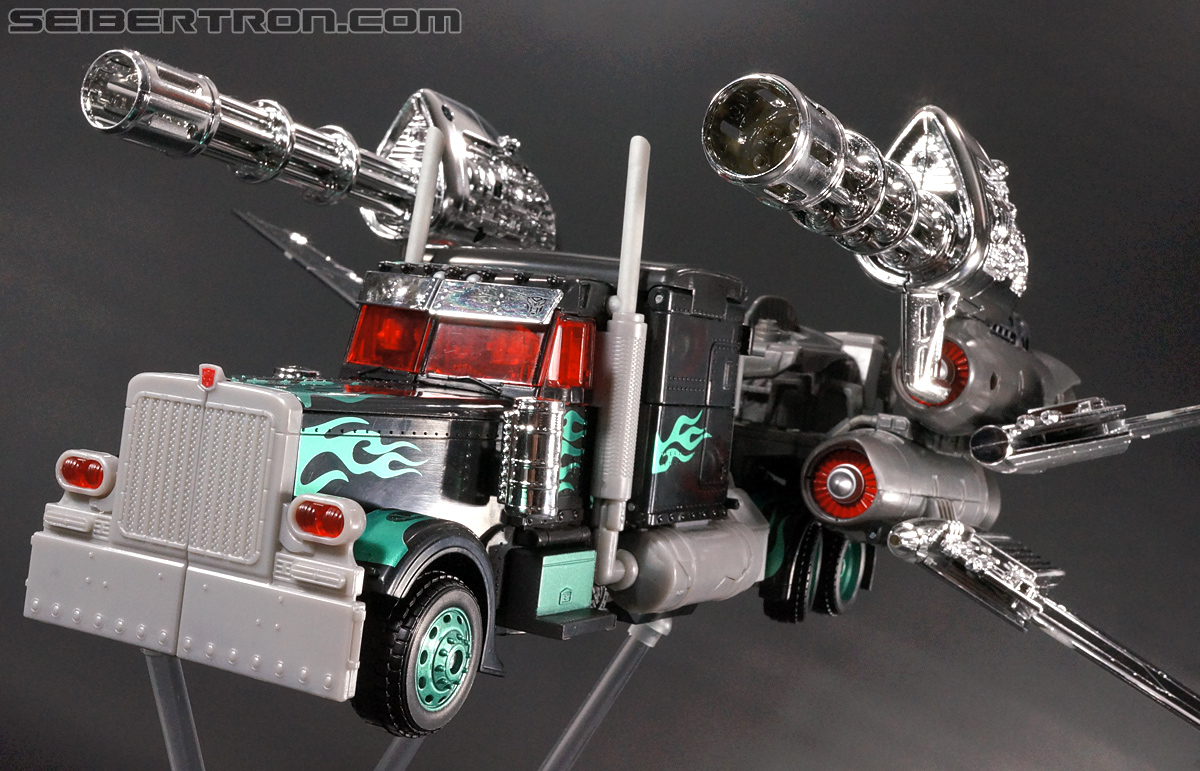 Transformers Dark of the Moon Jetwing Optimus Prime (Black Version) (Image #69 of 279)