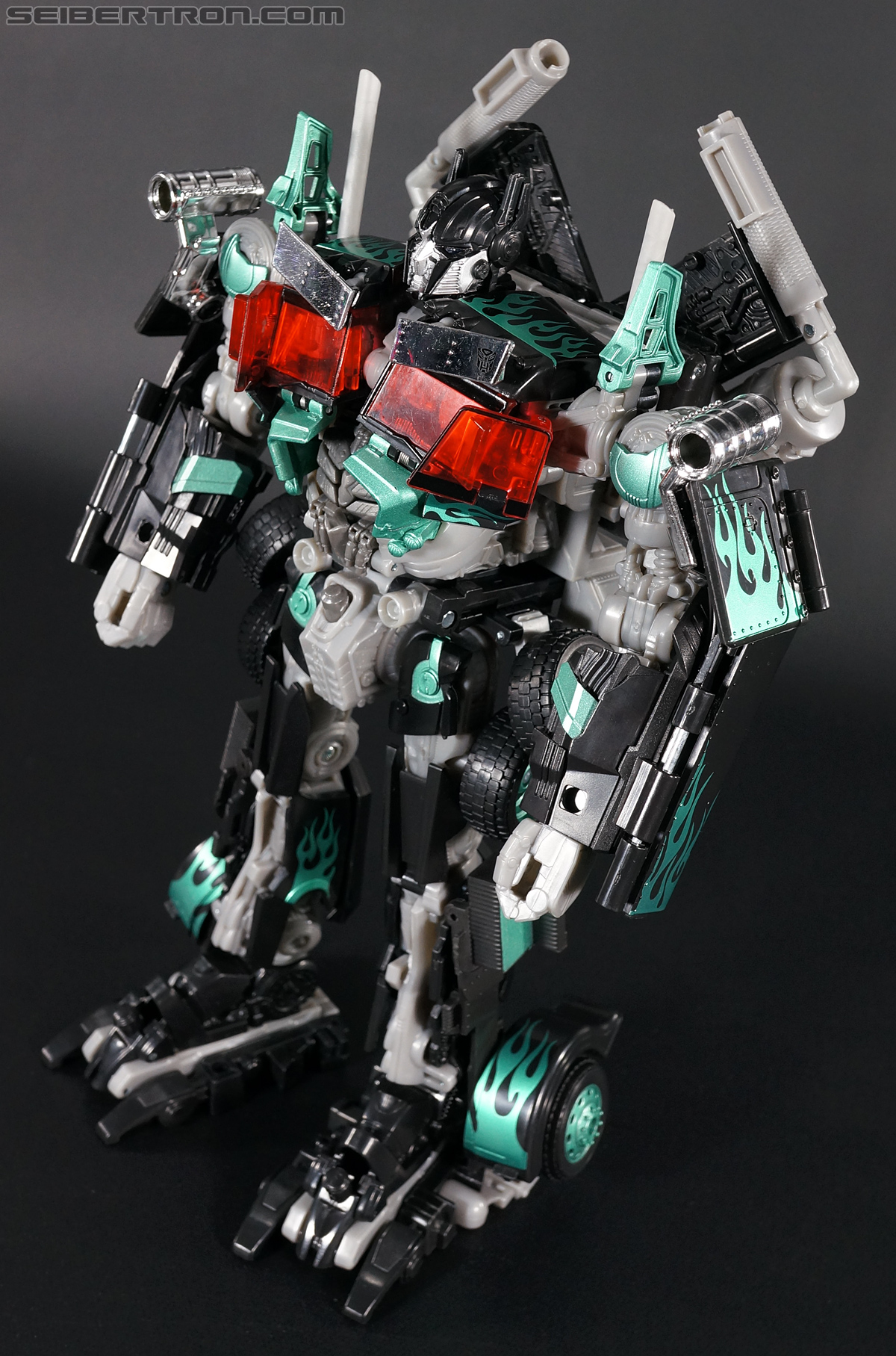 Transformers Dark of the Moon Jetwing Optimus Prime (Black Version) (Image #114 of 279)