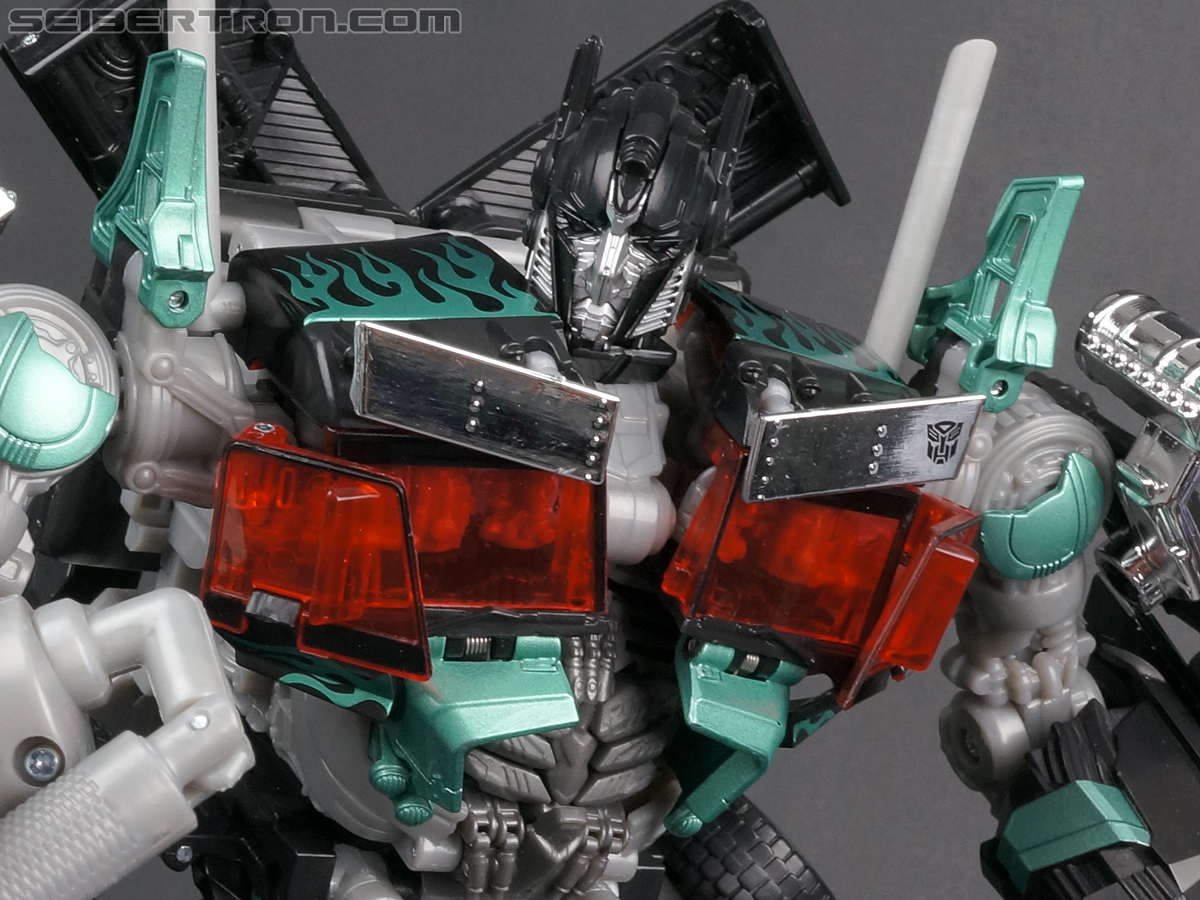 Transformers Dark of the Moon Jetwing Optimus Prime (Black Version) (Image #147 of 279)