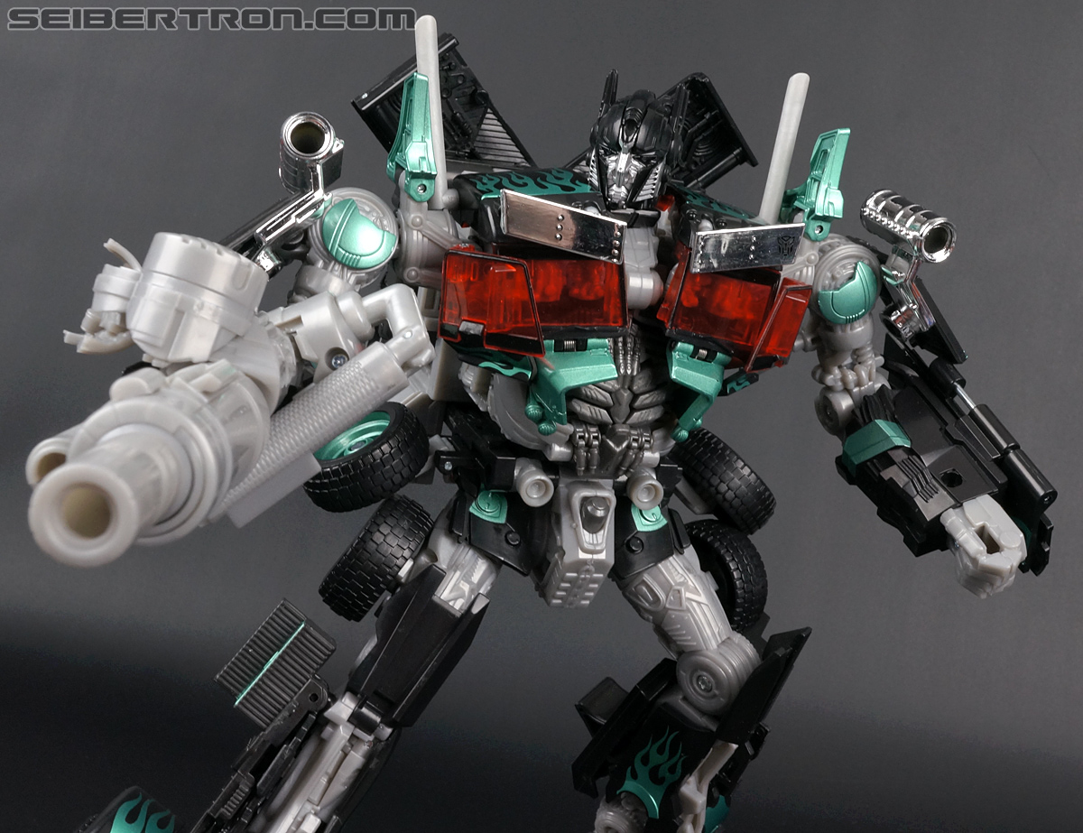 Transformers Dark of the Moon Jetwing Optimus Prime (Black Version) (Image #148 of 279)