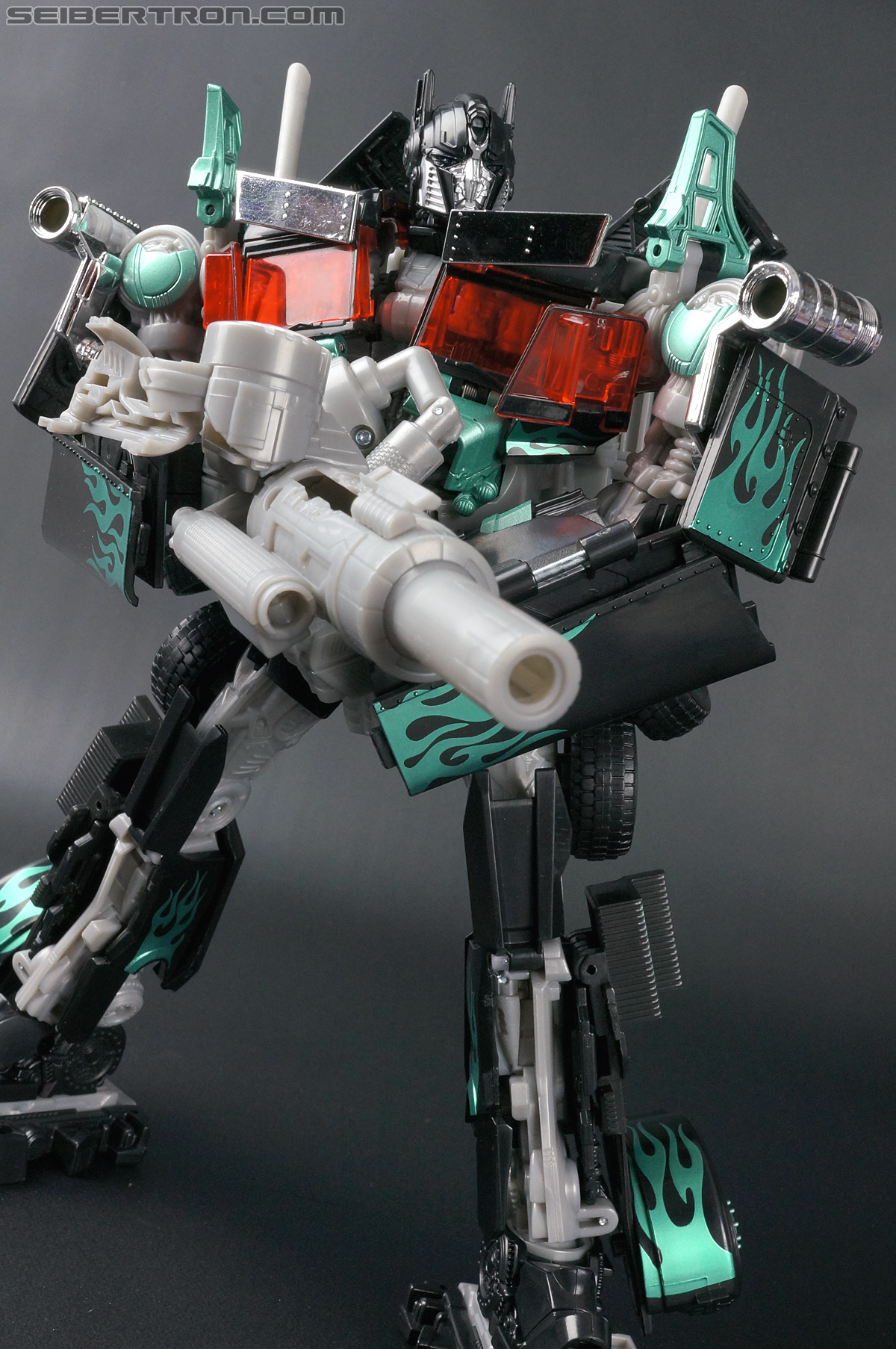 Transformers Dark of the Moon Jetwing Optimus Prime (Black Version) (Image #156 of 279)