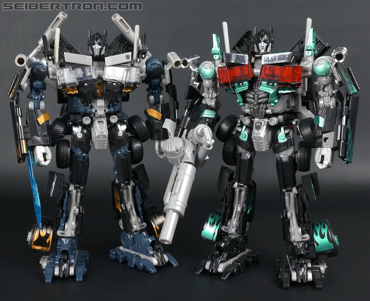 Transformers Dark of the Moon Jetwing Optimus Prime (Black Version) (Image #162 of 279)