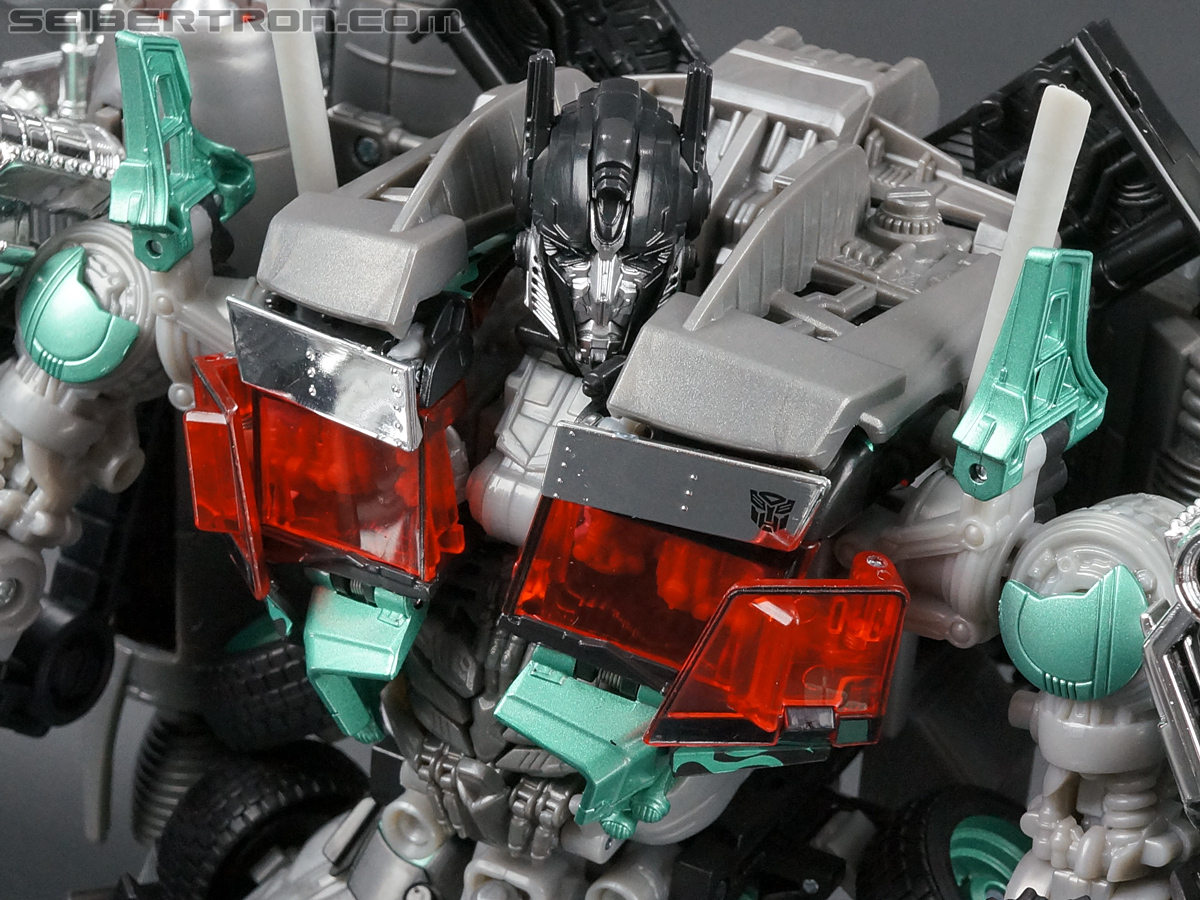 Transformers Dark of the Moon Jetwing Optimus Prime (Black Version) (Image #200 of 279)