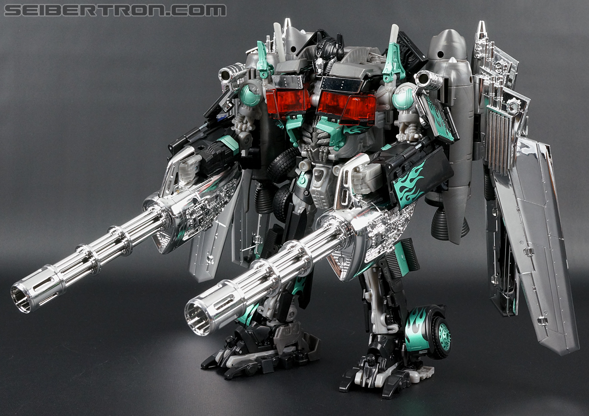 Transformers Dark of the Moon Jetwing Optimus Prime (Black Version) (Image #266 of 279)