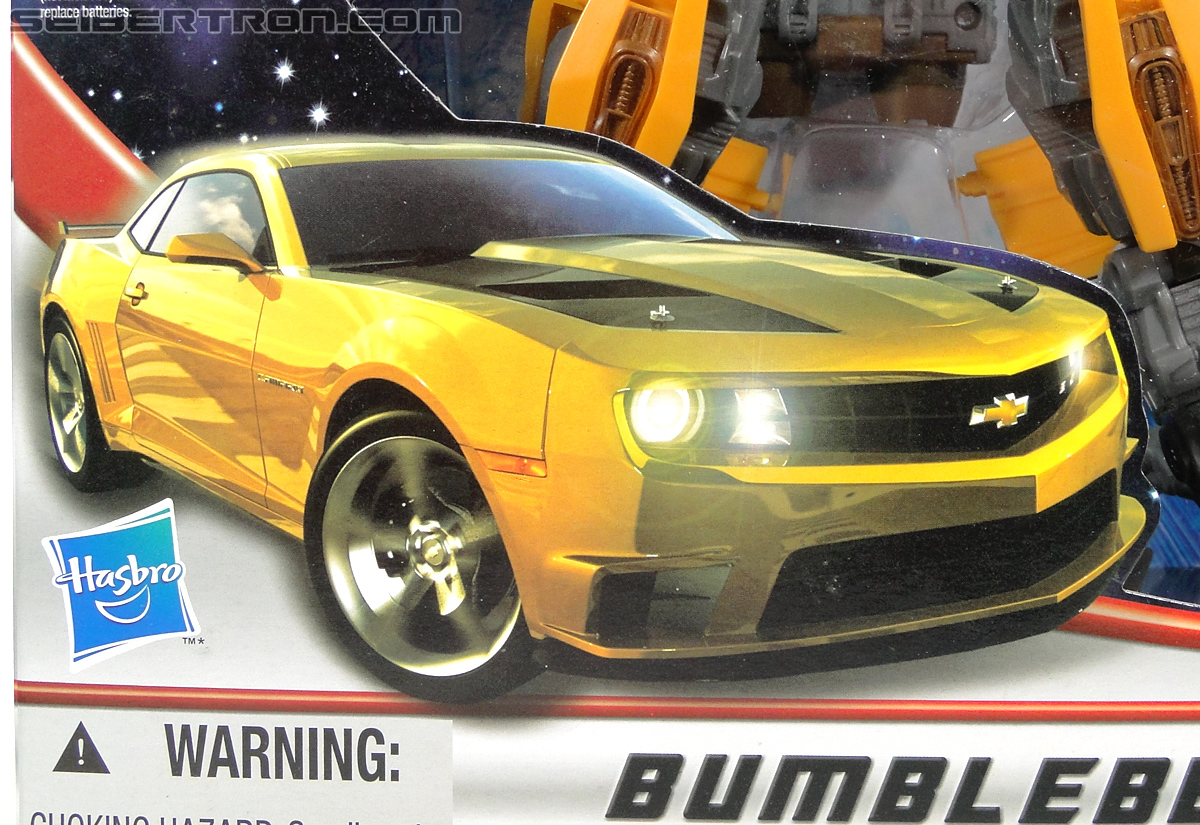 Transformers Dark of the Moon Bumblebee (Image #4 of 180)