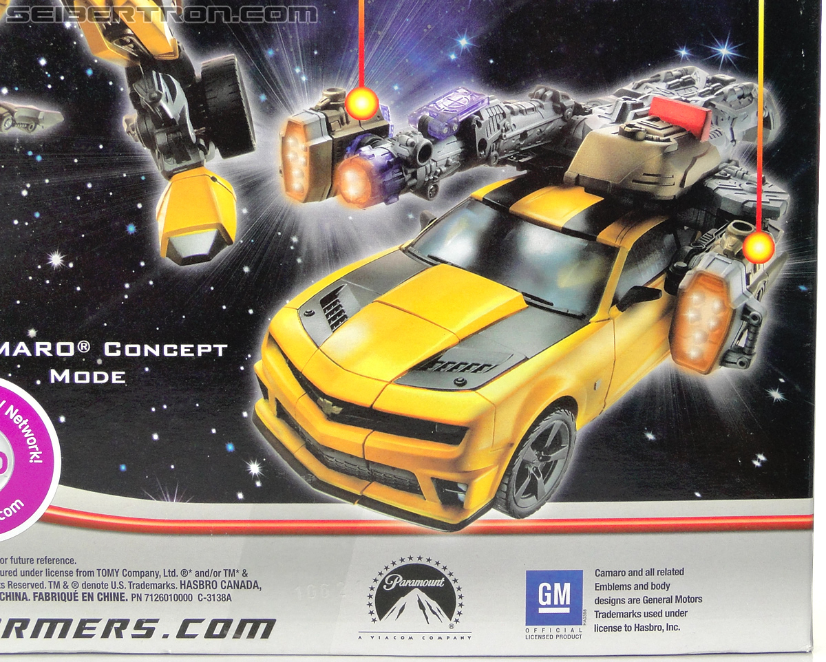 Transformers Dark of the Moon Bumblebee (Image #11 of 180)