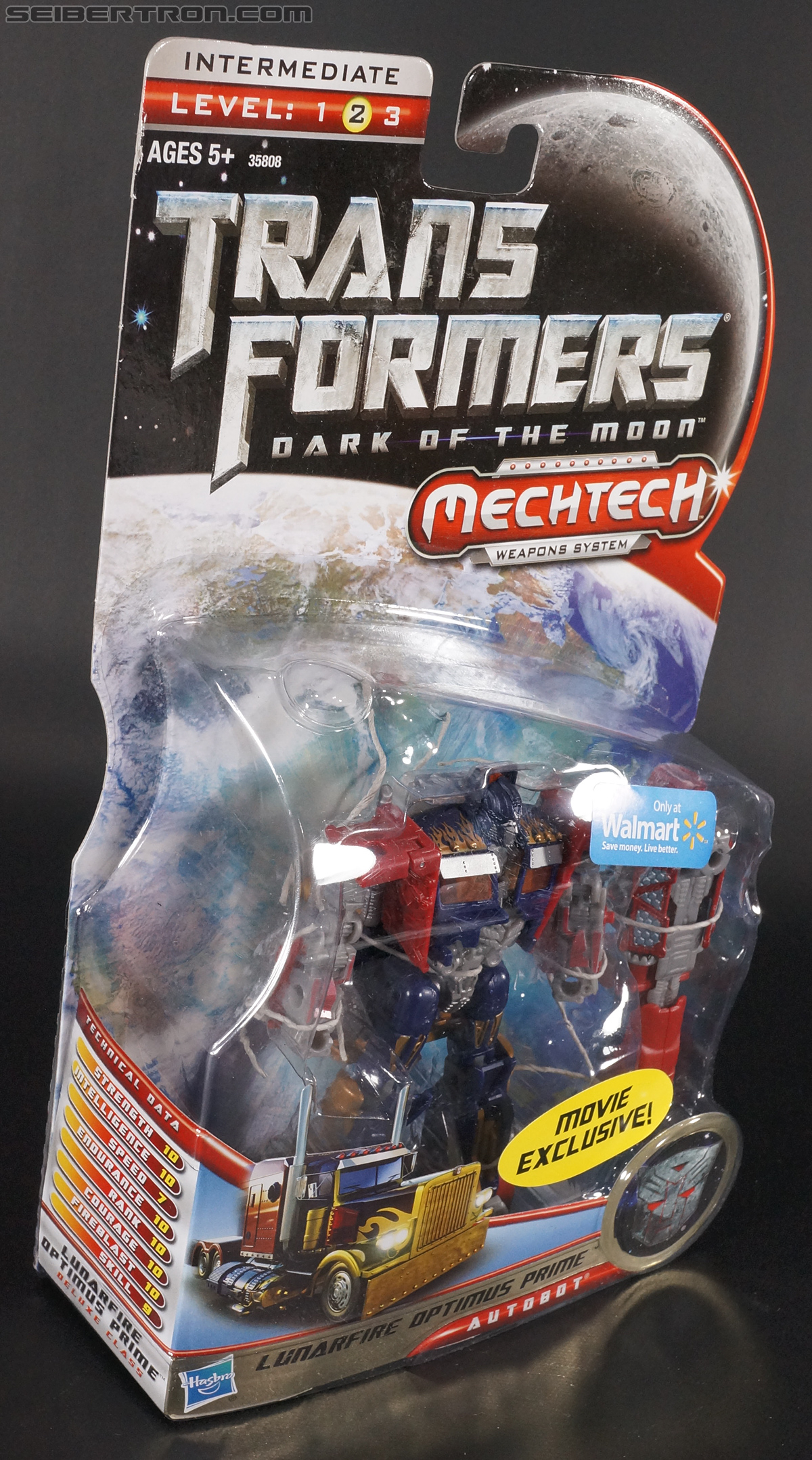 Transformers Dark of the Moon Lunarfire Optimus Prime (Image #6 of 154)