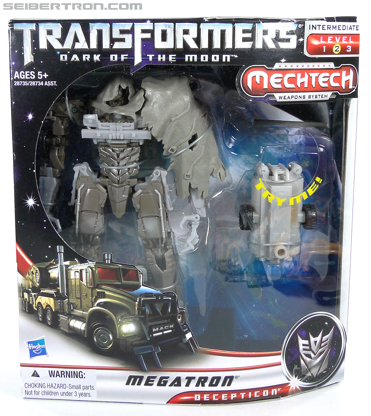 Transformers Dark of the Moon Megatron (Image #1 of 227)