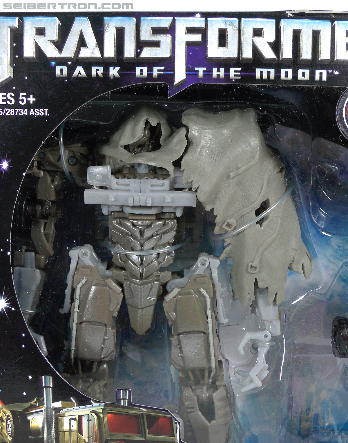 Transformers Dark of the Moon Megatron (Image #2 of 227)