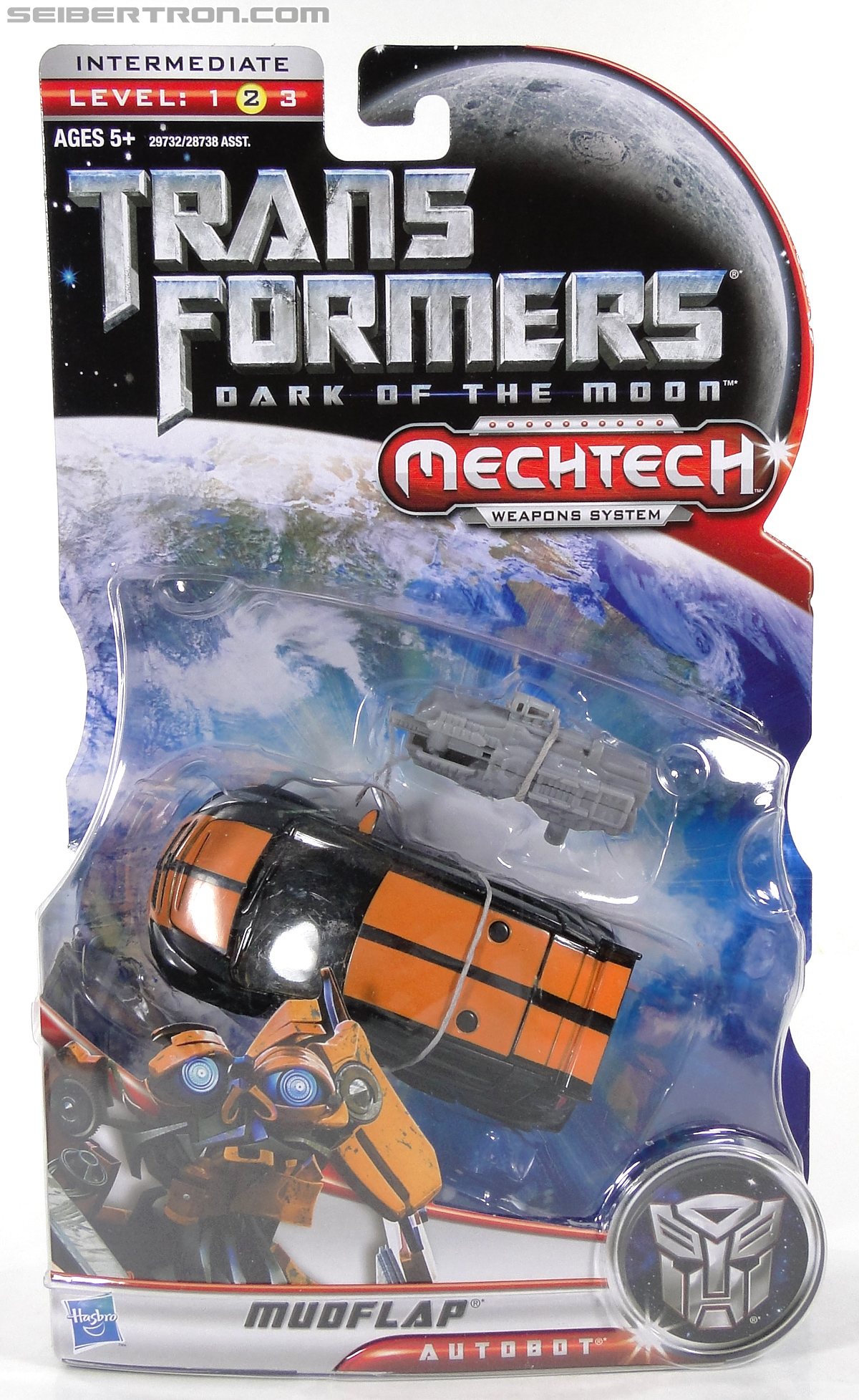 Transformers Dark of the Moon Mudflap (Image #1 of 153)