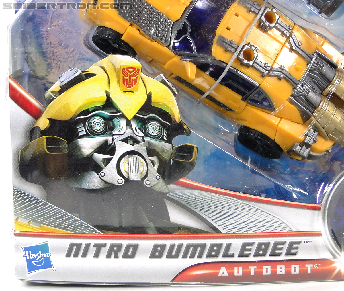 Transformers Dark of the Moon Nitro Bumblebee (Image #3 of 149)