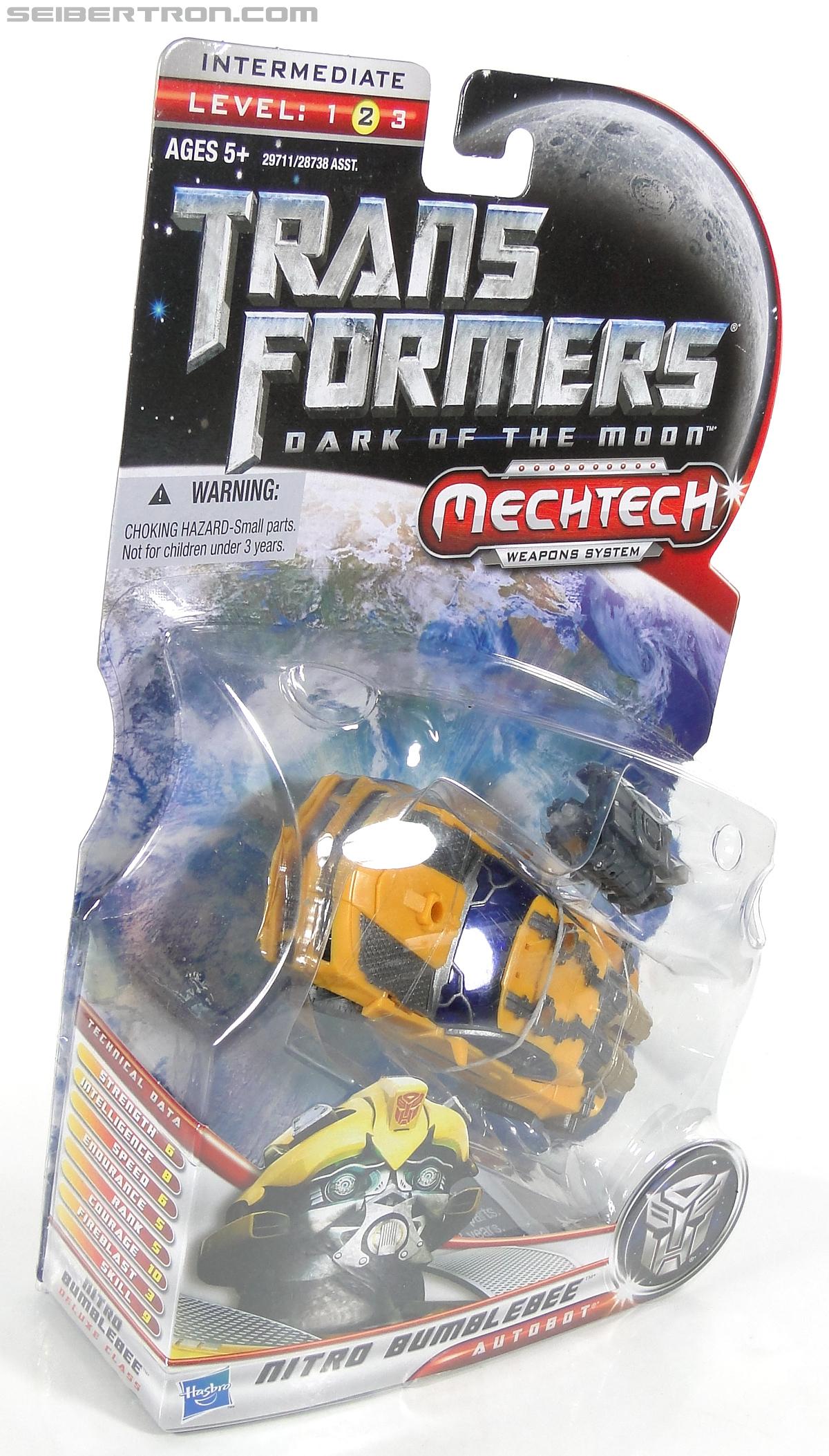 Transformers Dark of the Moon Nitro Bumblebee (Image #5 of 149)