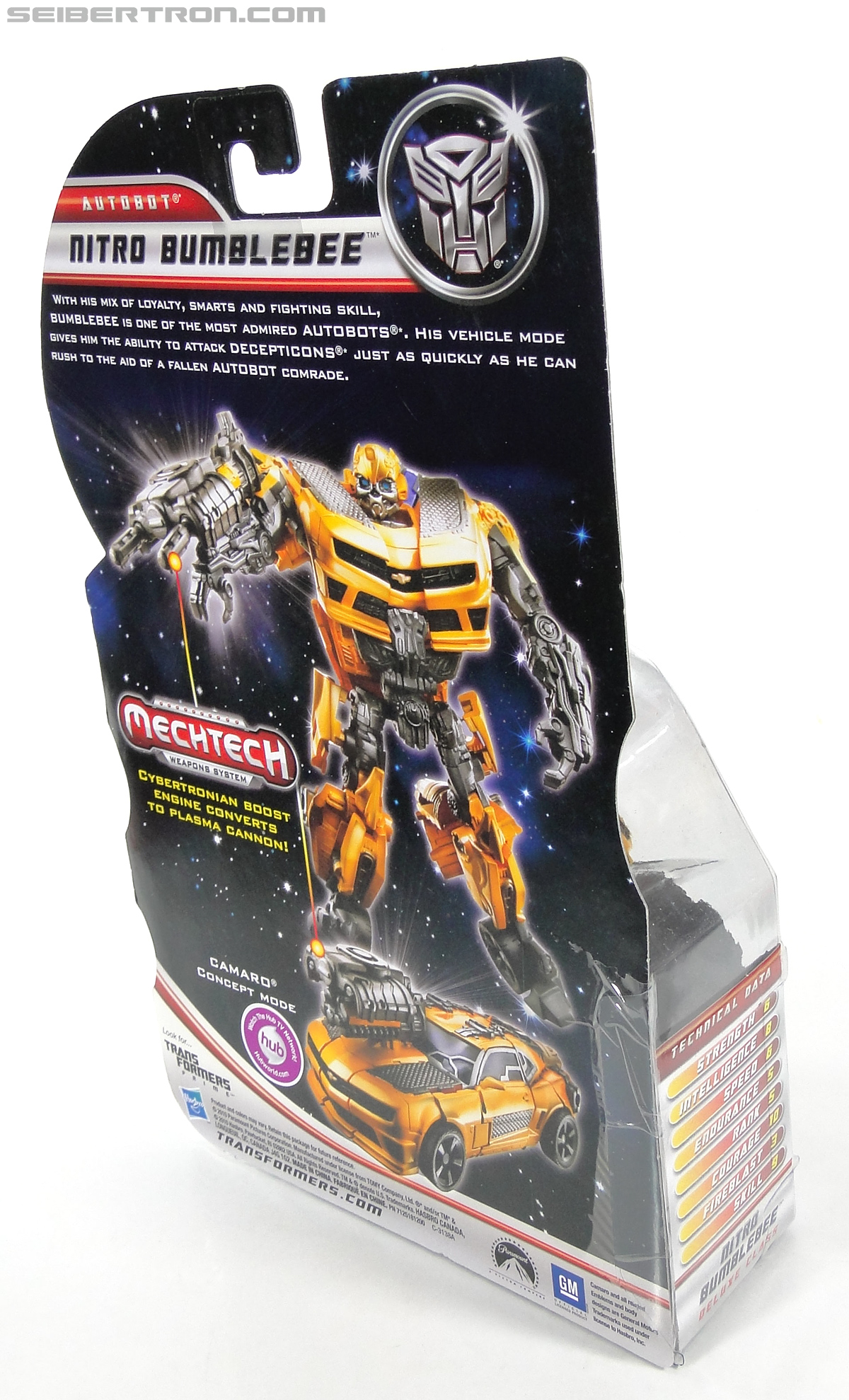 Transformers Dark of the Moon Nitro Bumblebee (Image #7 of 149)