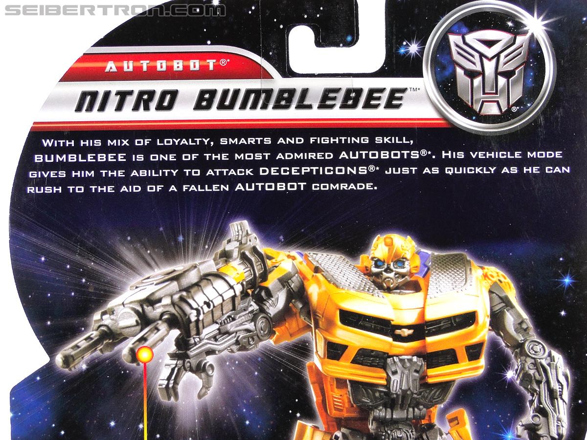 Transformers Dark of the Moon Nitro Bumblebee (Image #9 of 149)
