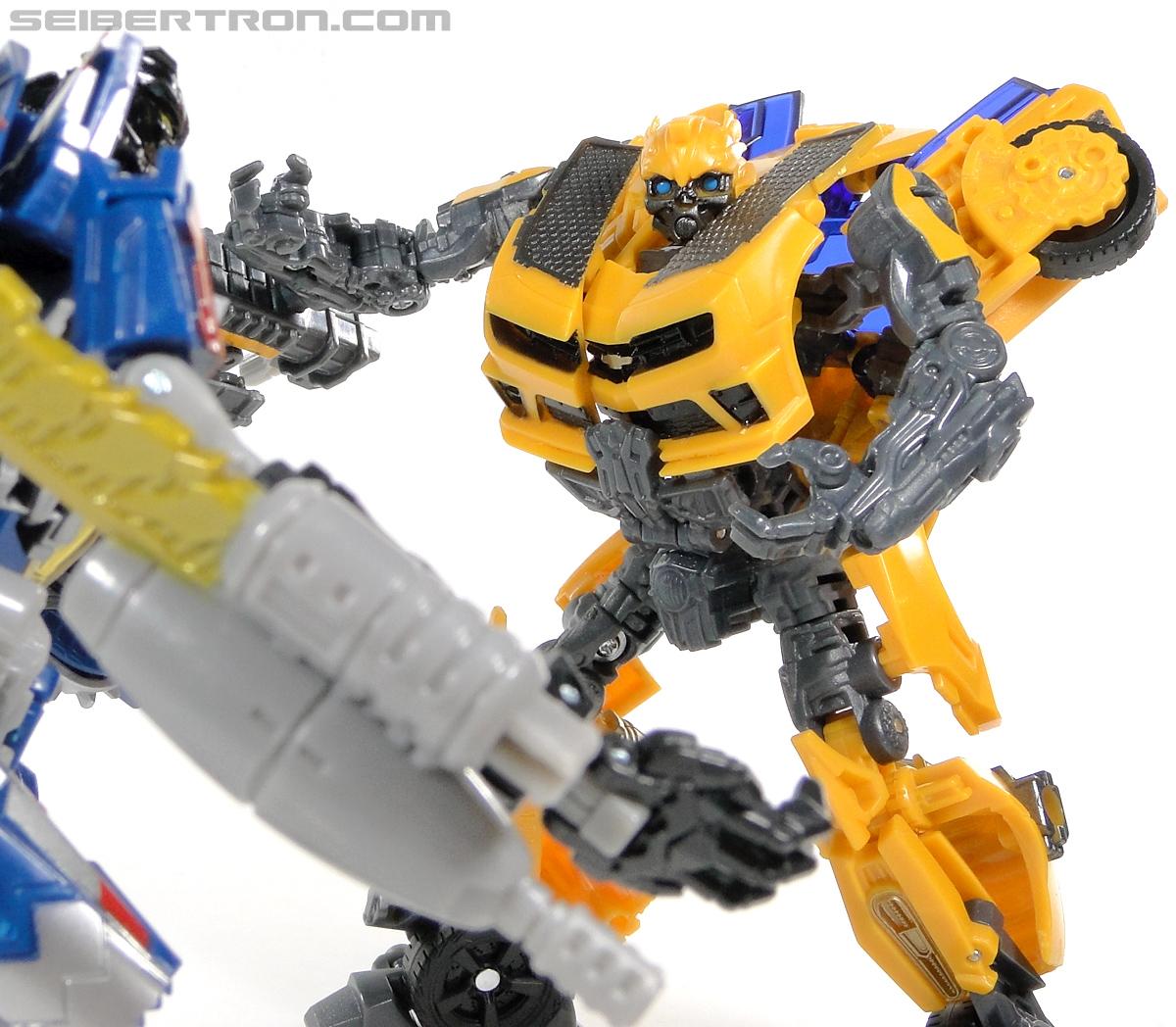 Transformers Dark of the Moon Nitro Bumblebee Toy Gallery ...