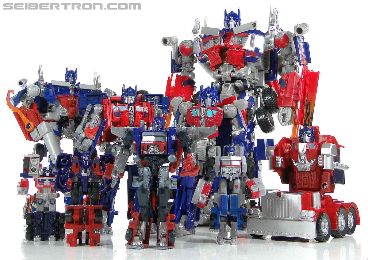 Transformers Dark of the Moon Optimus Prime (Image #210 of 235)