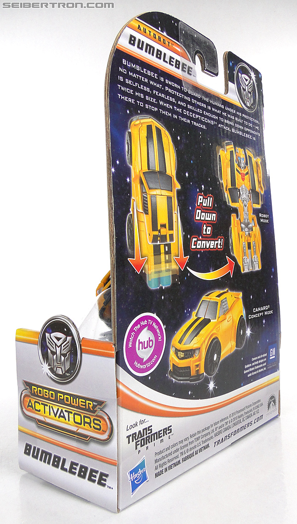 Transformers Dark of the Moon Bumblebee (Image #7 of 67)