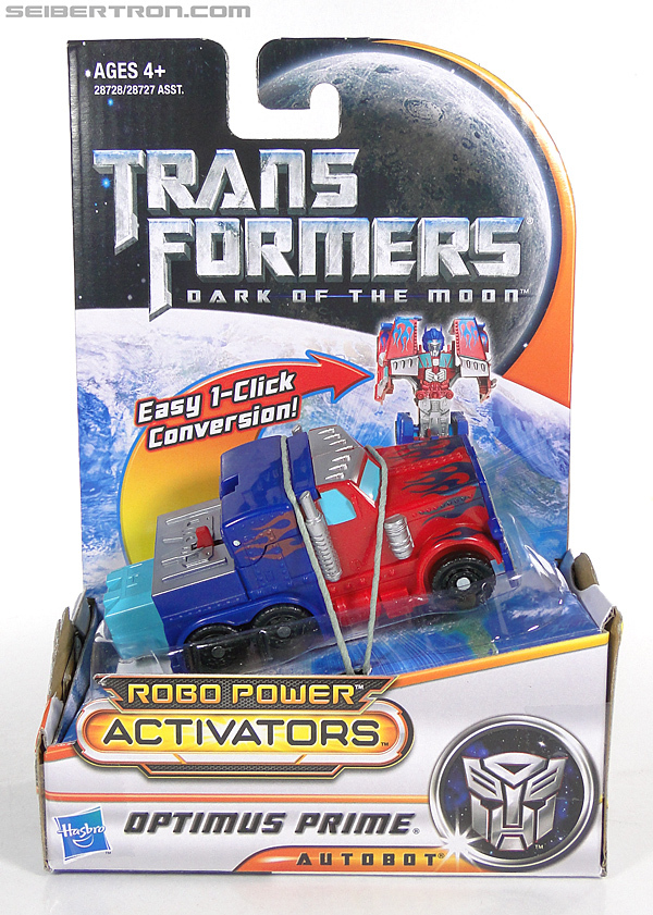 Transformers Dark of the Moon Optimus Prime (Image #1 of 73)