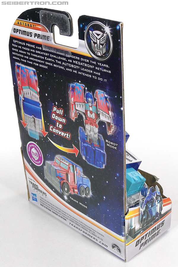 Transformers Dark of the Moon Optimus Prime (Image #5 of 73)