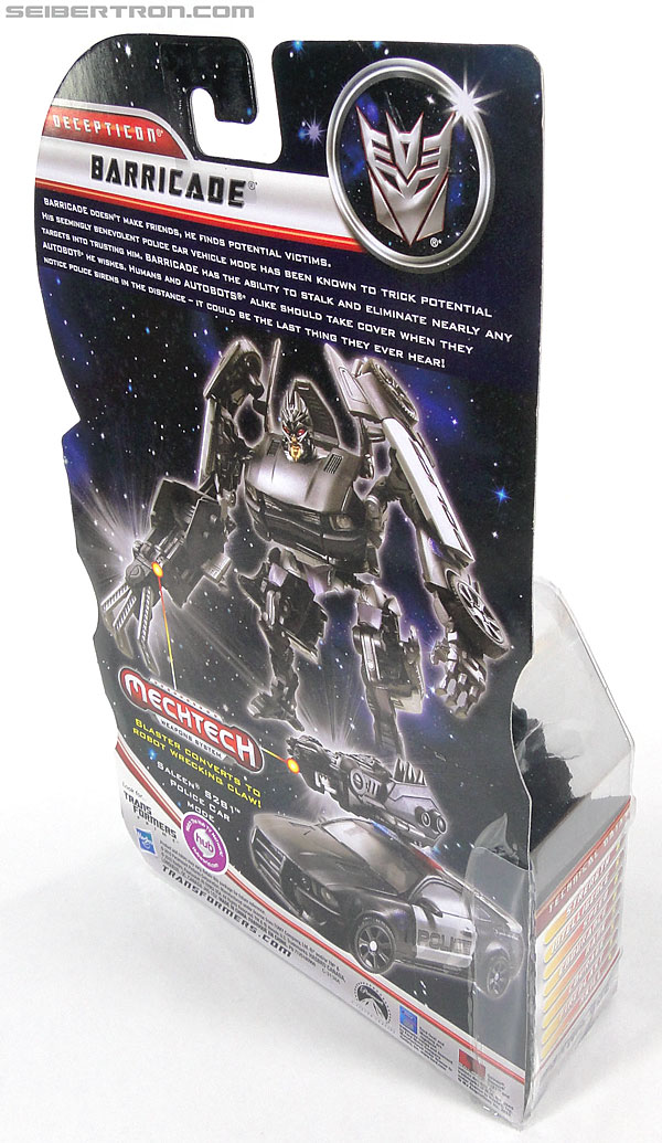 Transformers Dark of the Moon Barricade (Image #7 of 153)