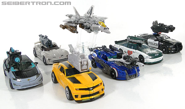 Transformers Dark of the Moon Barricade (Image #62 of 153)