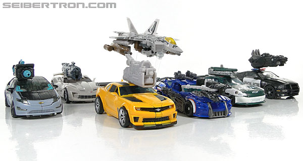 Transformers Dark of the Moon Barricade (Image #63 of 153)