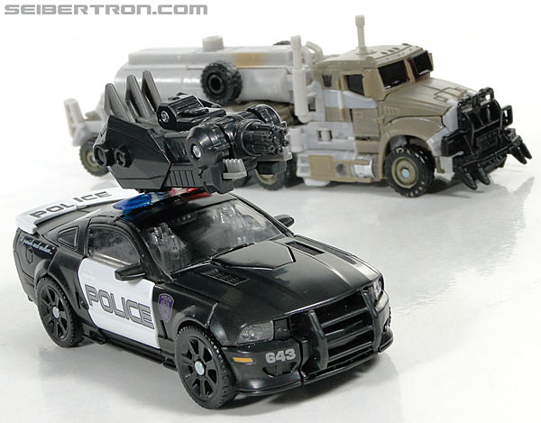 Transformers Dark of the Moon Barricade (Image #64 of 153)
