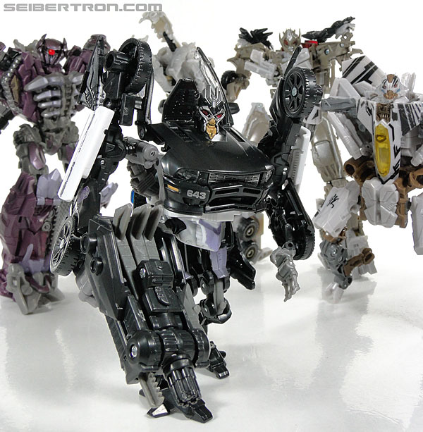 Transformers Dark of the Moon Barricade (Image #137 of 153)