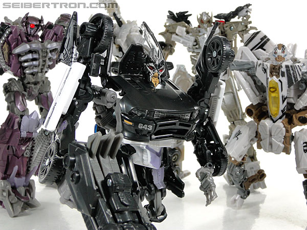 Transformers Dark of the Moon Barricade (Image #138 of 153)