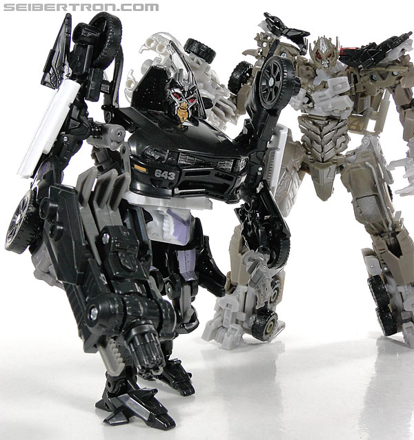 Transformers Dark of the Moon Barricade (Image #141 of 153)