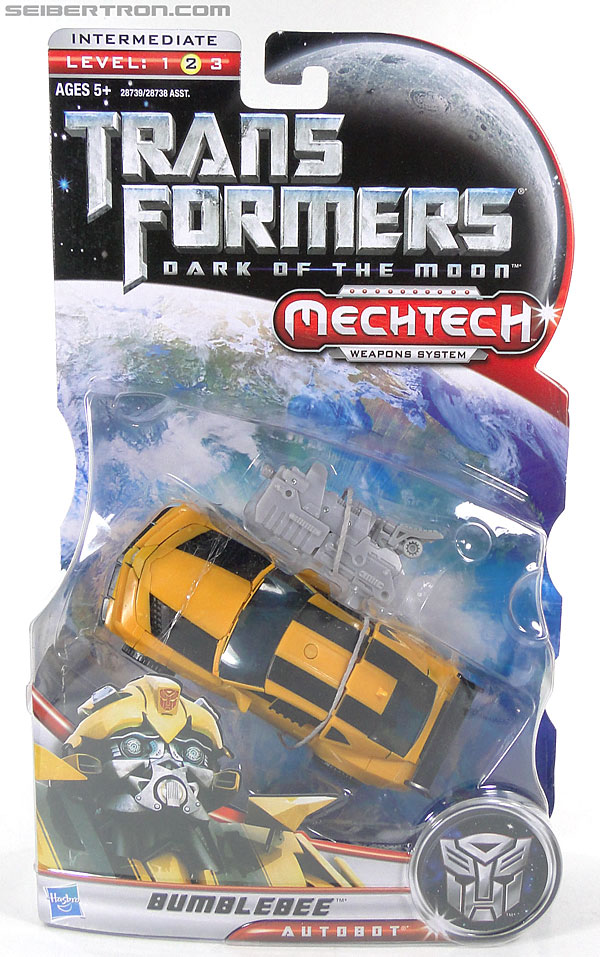 Transformers Dark of the Moon Bumblebee (Image #1 of 188)