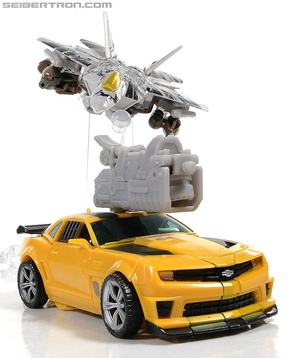 Transformers Dark of the Moon Bumblebee Toy Gallery (Image