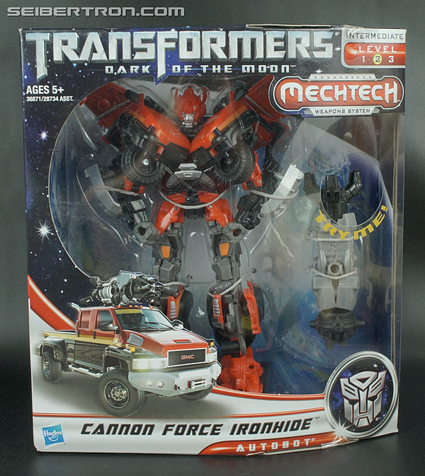 Transformers News: New Galleries: Encore Ironhide & Ratchet, e-Hobby Black Ironhide & Green Ratchet & DOTM Cannon Force